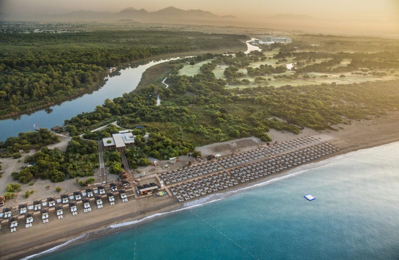Golf Plaisir-Belek-Titanic-Airview