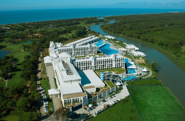 Golf Plaisir-Belek-Titanic-Airview 2